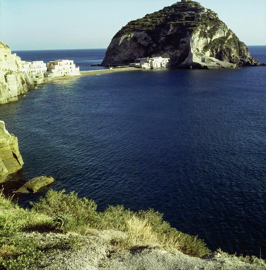 Santangelo Village On Ischia Photograph by Horst P. Horst
