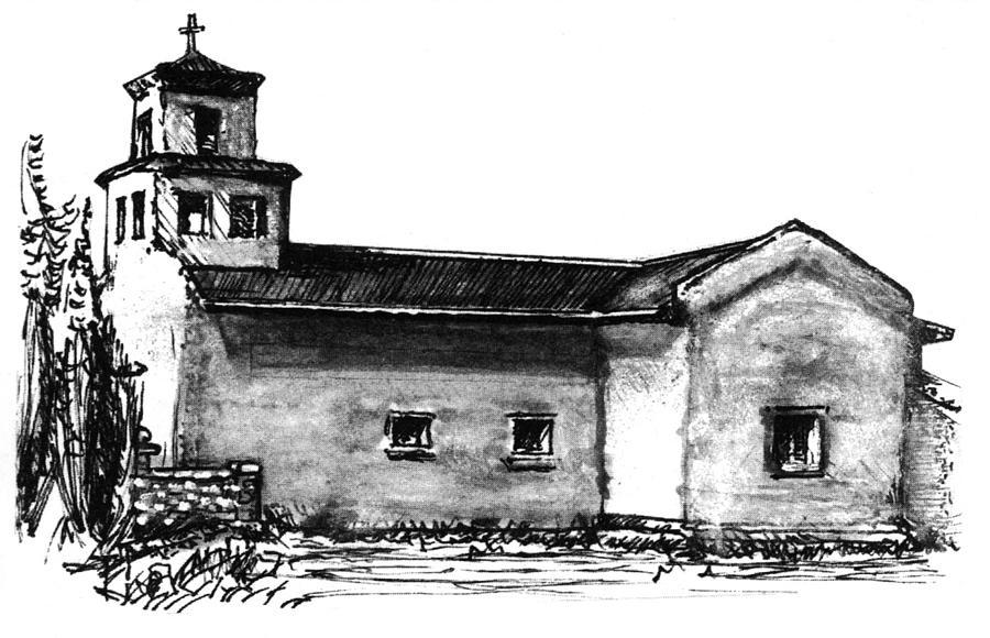 Santuario De Guadalupe Digital Art