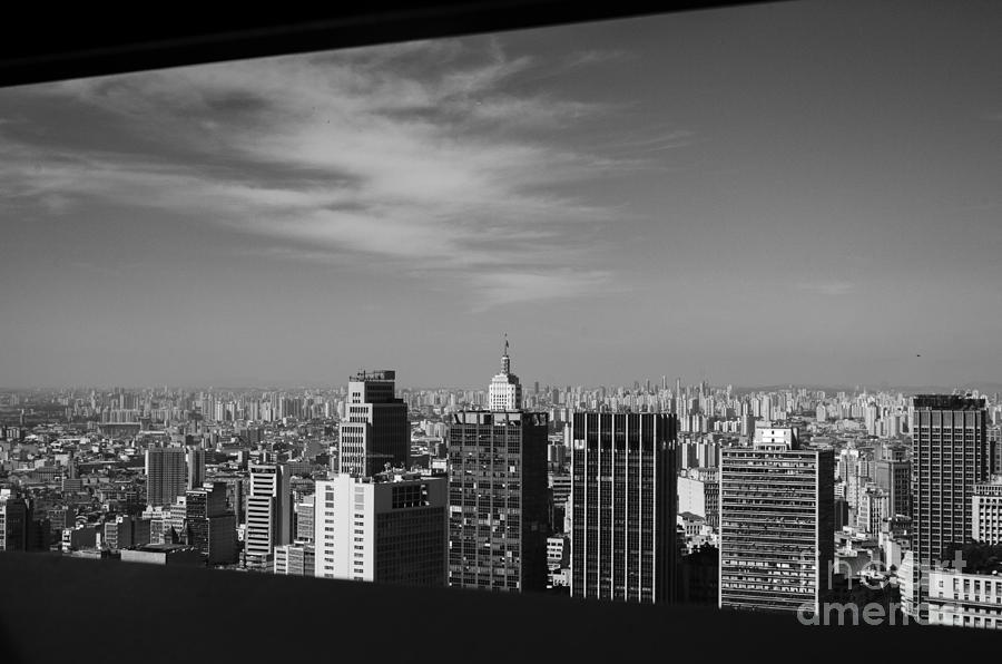 Ricardo Lisboa Photograph - Sao Paulo  by Ricardo Lisboa
