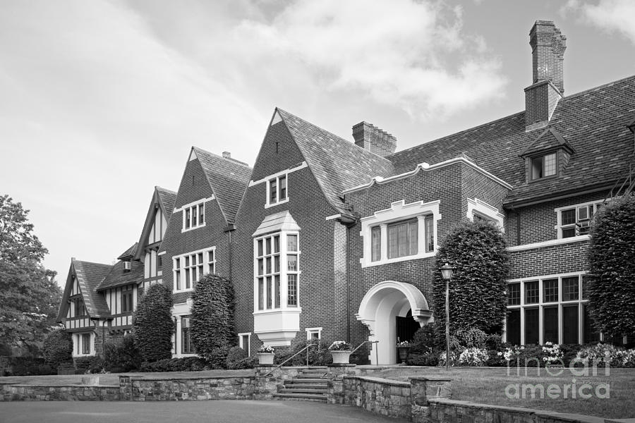 New York Photograph - Sarah Lawrence College Westlands by University Icons