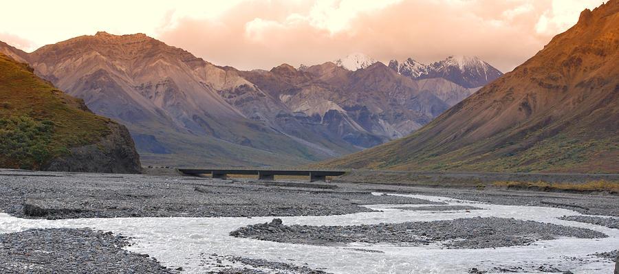 Alaska Photograph - Savage River by Jim Cook