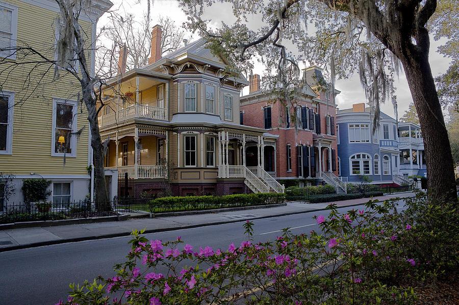 Savannah Photograph - Savannah Style by Stephen Gray
