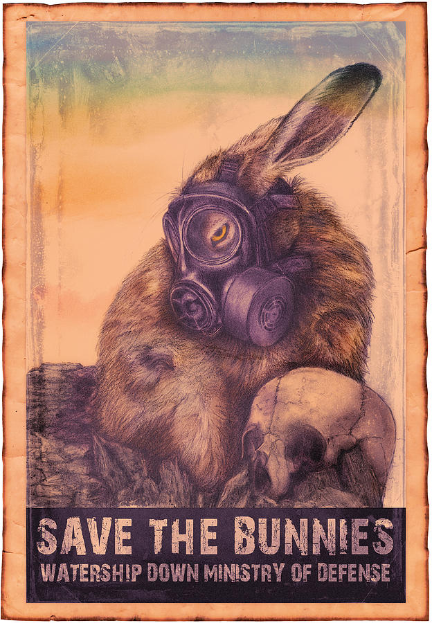 SAVE THE BUNNIES by Penny Collins
