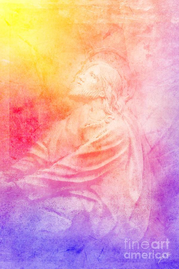 Jesus Photograph - Savior  by Erika Weber
