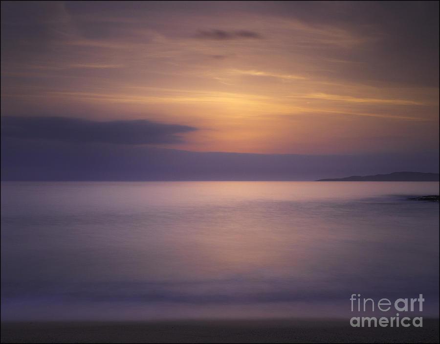 Scarasta Sunset No1 by George Hodlin