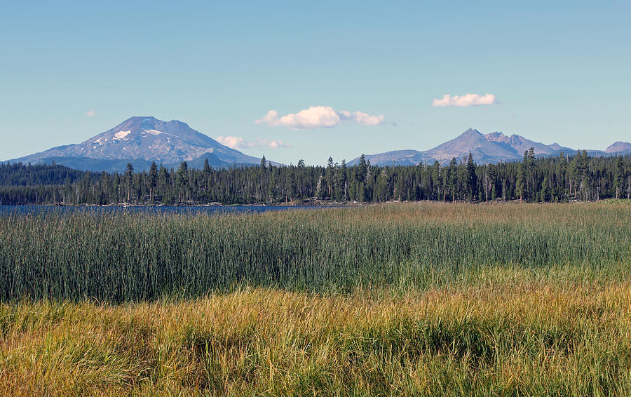 Lake Photograph - Scenic by Kami McKeon