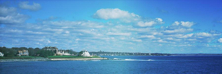 Horizontal Photograph - Scenic View Of Atlantic Ocean by Panoramic Images
