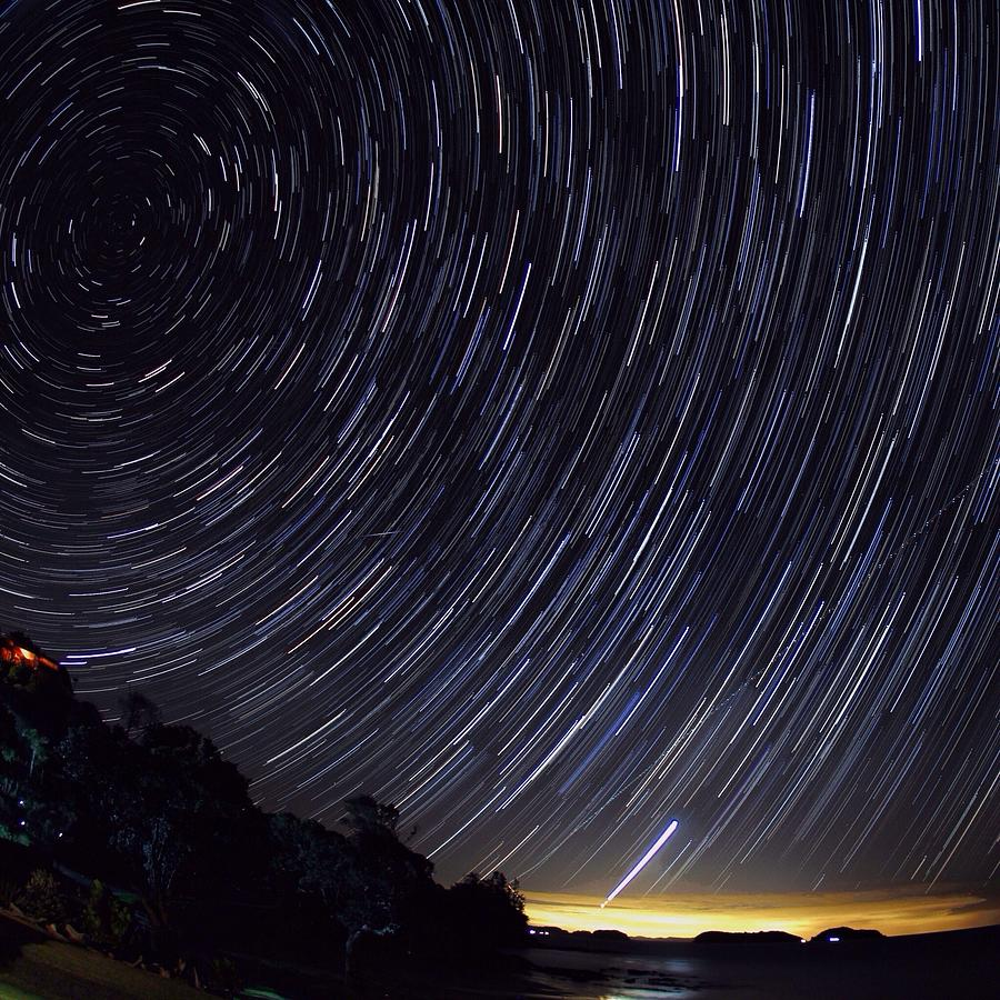 Scenic View Of Night Sky Photograph by Brent Purcell / Eyeem