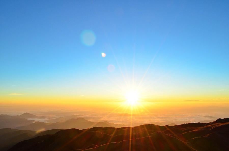 Scenic View Of Sunrise Photograph by Arturo Rafael Enriquez / Eyeem