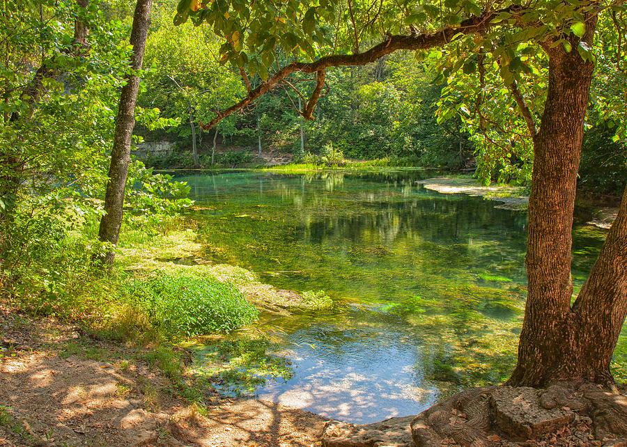 Scenic Waterway by John M Bailey