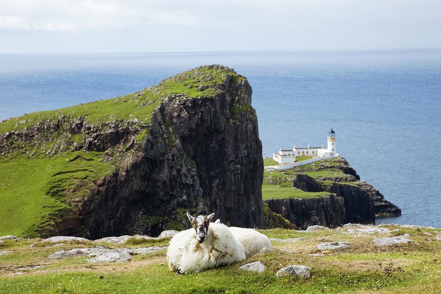 Scotland,highland Region,isle Of Photograph by Eurasia Press