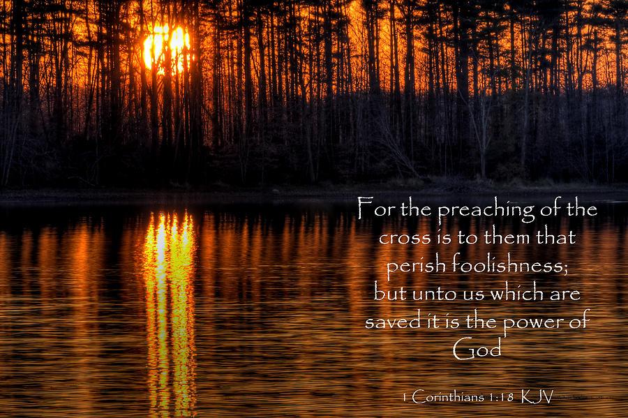 Scripture Photograph - Scripture Photo by David Dufresne