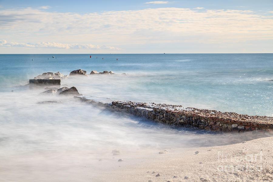 Sea Photograph by Eugenio Moya