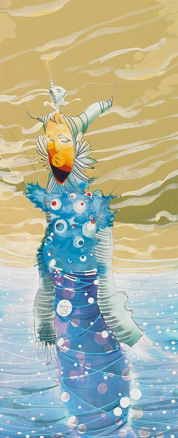 Sea Man by Harry Holiday