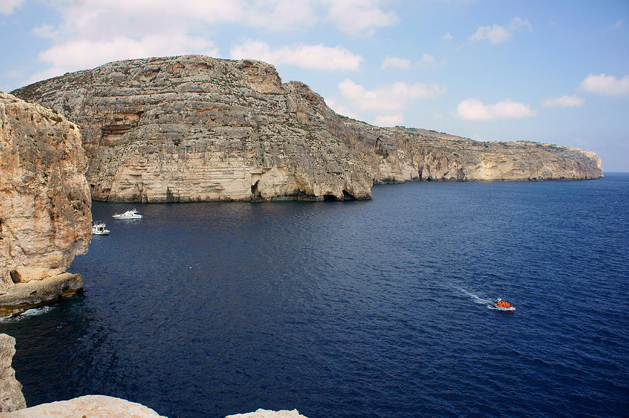 Sea Of Malta Photograph by Claudiodelfuoco