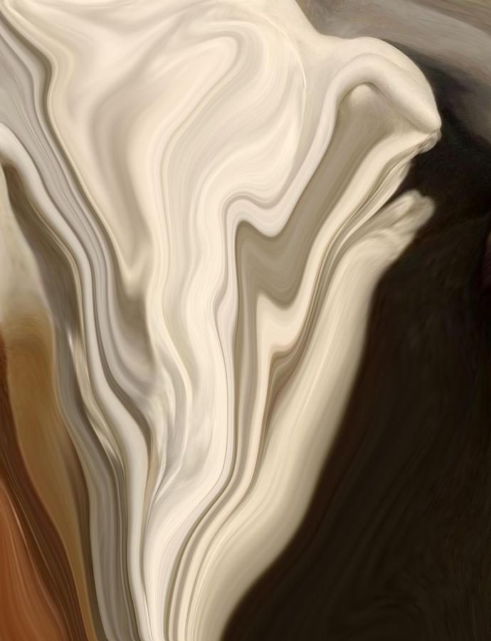 Shell Digital Art - Sea Shell No 1 by Chad Miller
