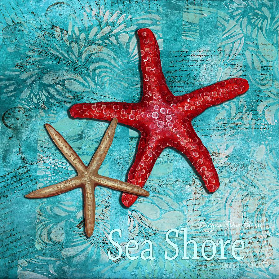 Starfish Paintings Artists