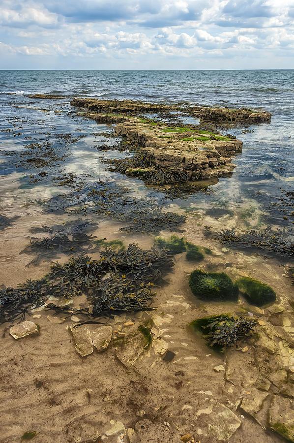 Bay Photograph - Sea Through by Svetlana Sewell