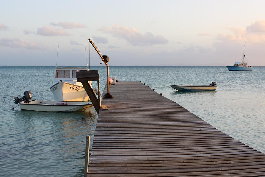 Dock Photograph - Sea Trance by Eric Glaser