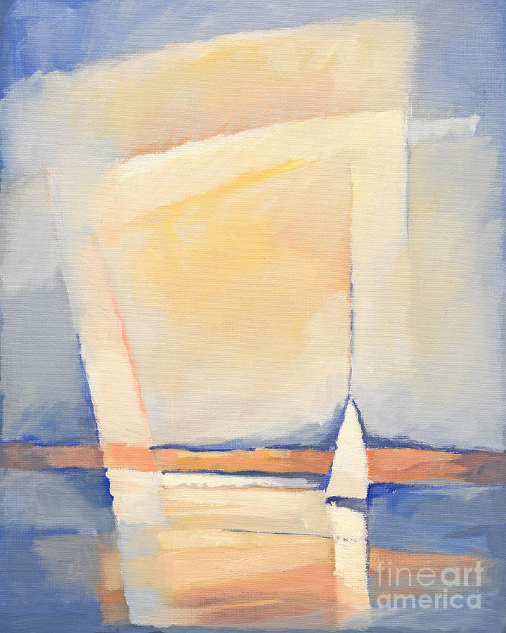 Sealight Painting - Sealight Impression by Lutz Baar