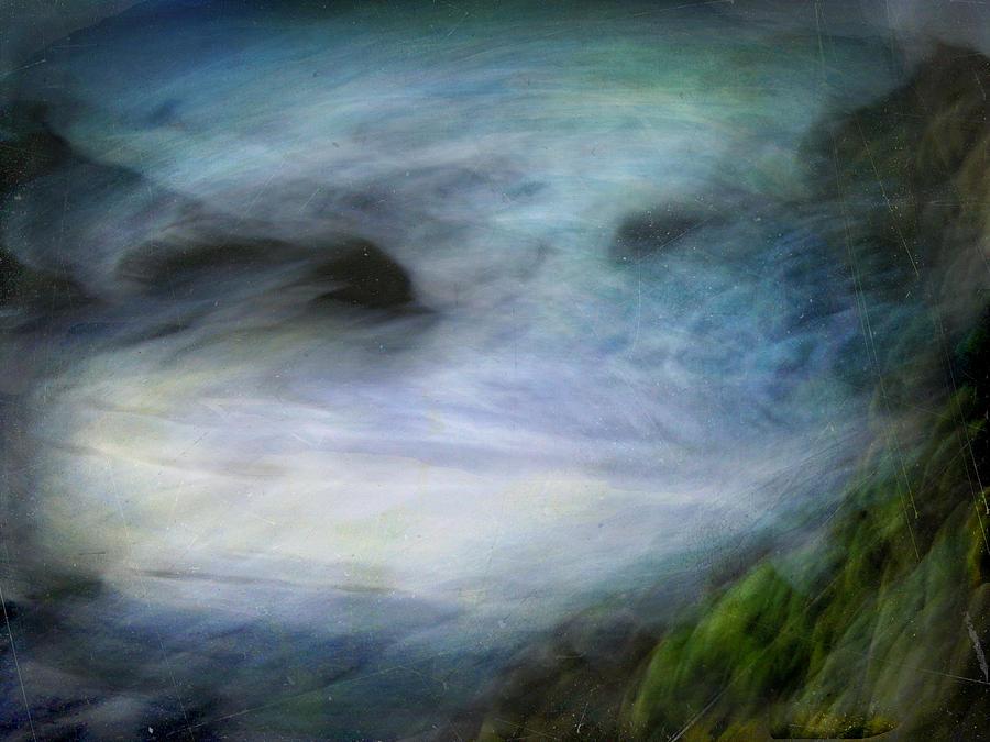 Digital Photograph - Seascape #14. Sighs by Alfredo Gonzalez