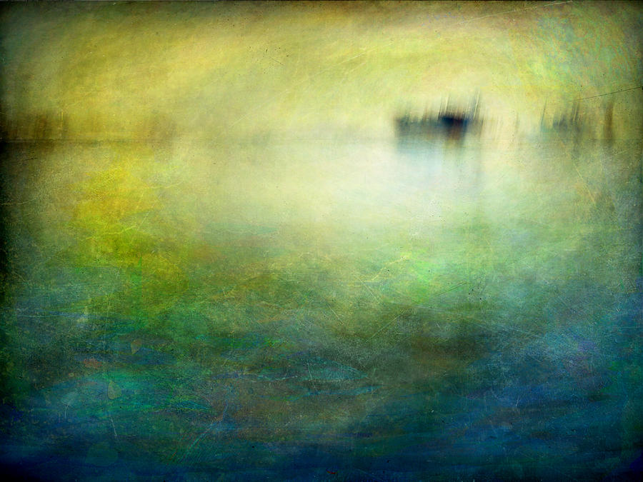 Digital Photograph - Seascape #19 -shipside- by Alfredo Gonzalez