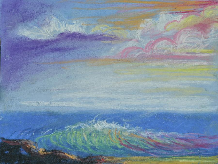 Seascape Dream by Patricia Kimsey Bollinger