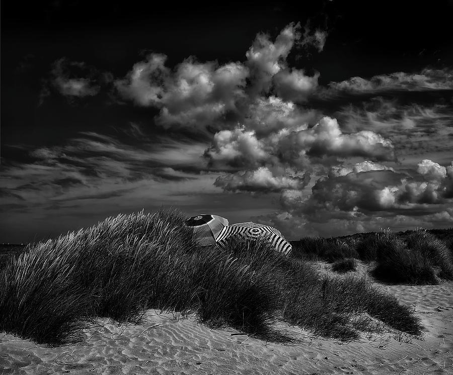 Belgium Photograph - Seaside Rendez-vous ... by Yvette Depaepe