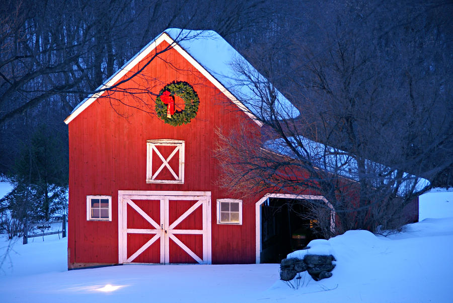 Holiday Greetings Photograph - Seasons Greetings by Thomas Schoeller