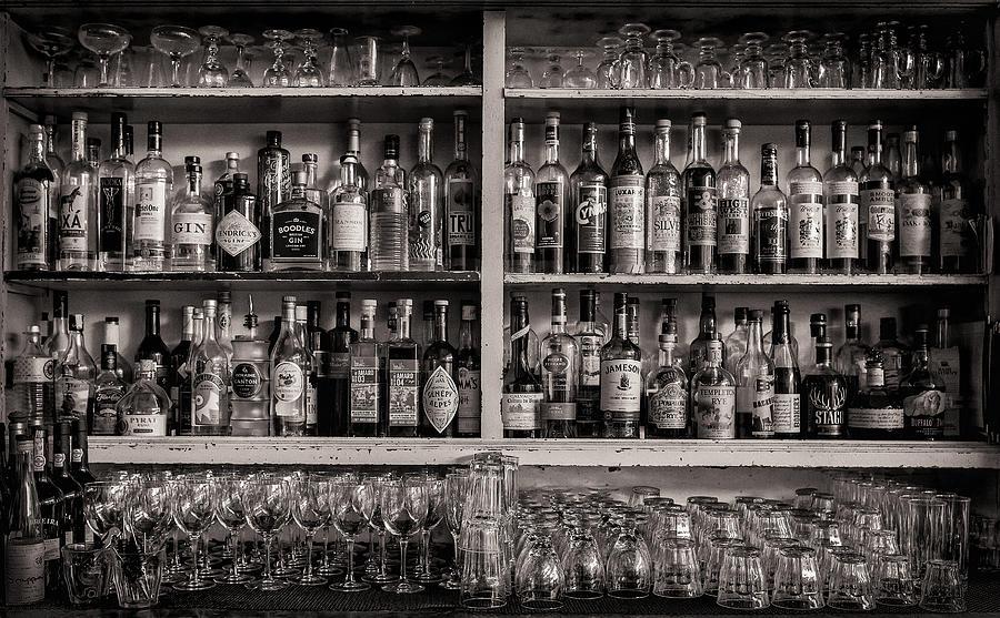 Bar Photograph - Seattle by Kurt Klein