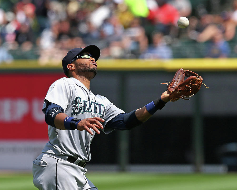 Seattle Mariners V Chicago White Sox Photograph by Jonathan Daniel