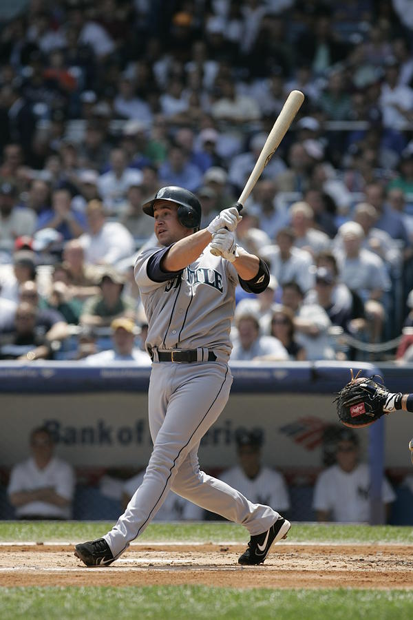Seattle Mariners v New York Yankees Photograph by Rich Pilling