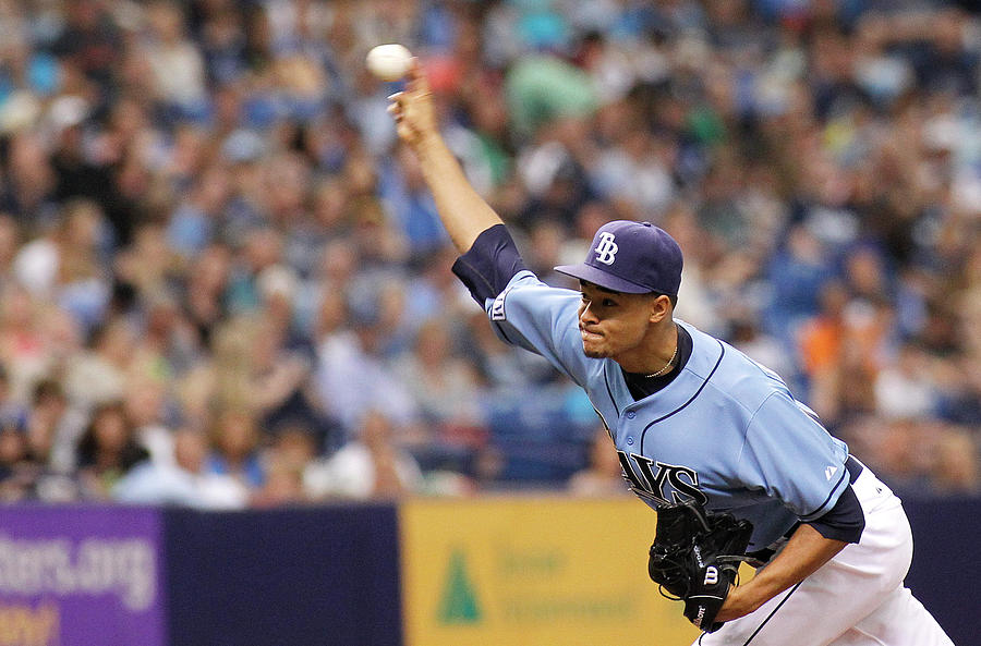 Seattle Mariners V Tampa Bay Rays Photograph by Brian Blanco