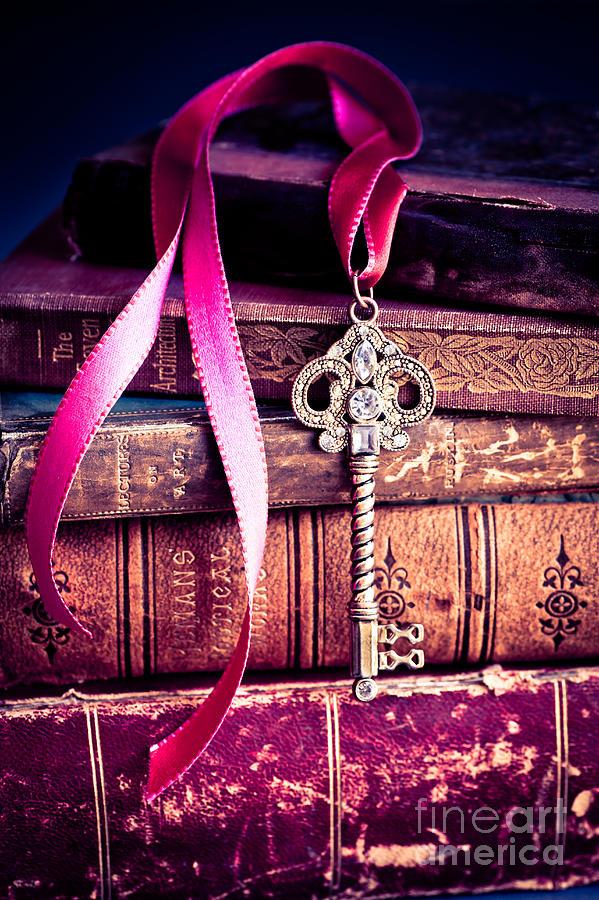 Book Photograph - Secret Love by Jan Bickerton