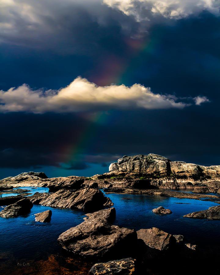 Rainbow Photograph - Secret Place II by Bob Orsillo