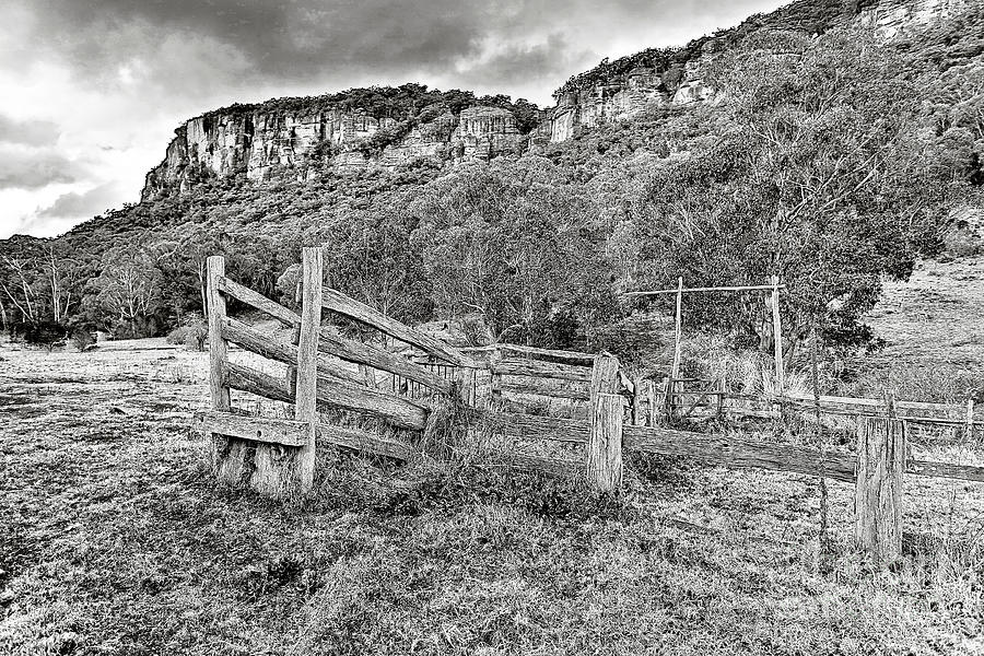 Secret Valley Photograph by David Benson