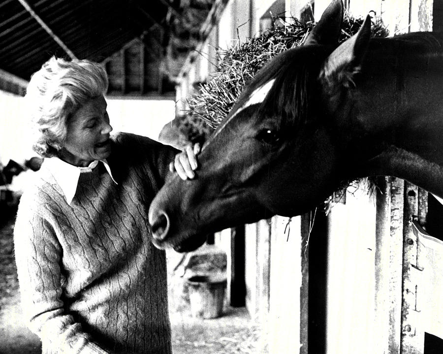 Classic Photograph - Secretariat Vintage Horse Racing #20 by Retro Images Archive