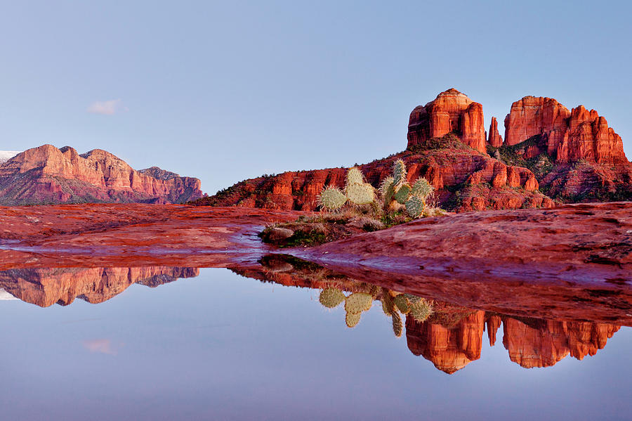 Sedona Arizona Photograph by Dougberry