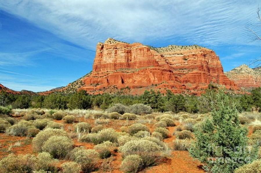 Arizona Photograph - Sedona Arizona by Jeffrey Akerson
