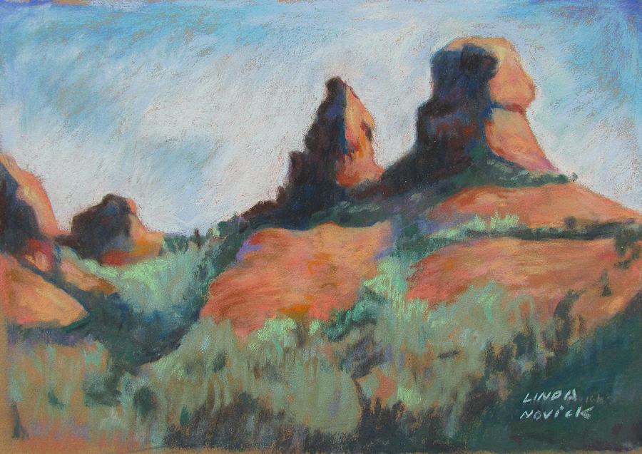Sedona Sisters by Linda Novick
