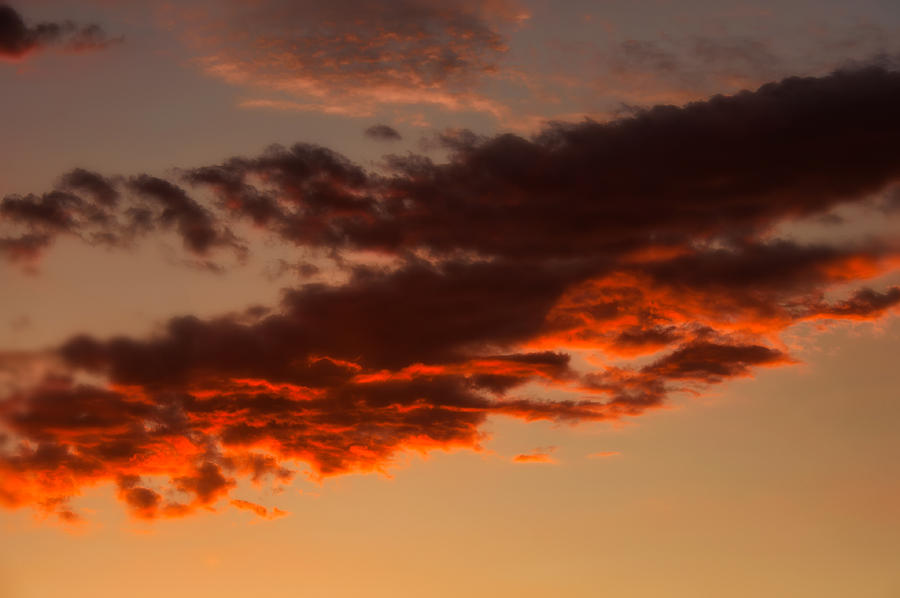 Sedona Sun Clouds by Joe Ownbey