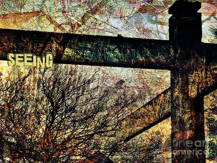 Seeing Digital Art by Currie Silver