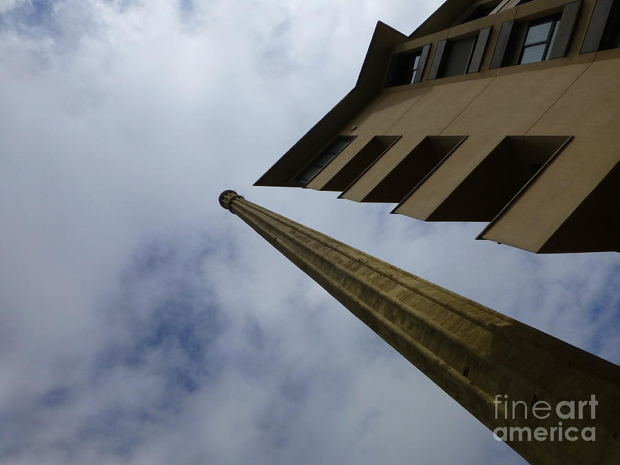 Barcelona Photograph - Seeing Differently by Bill Wagner