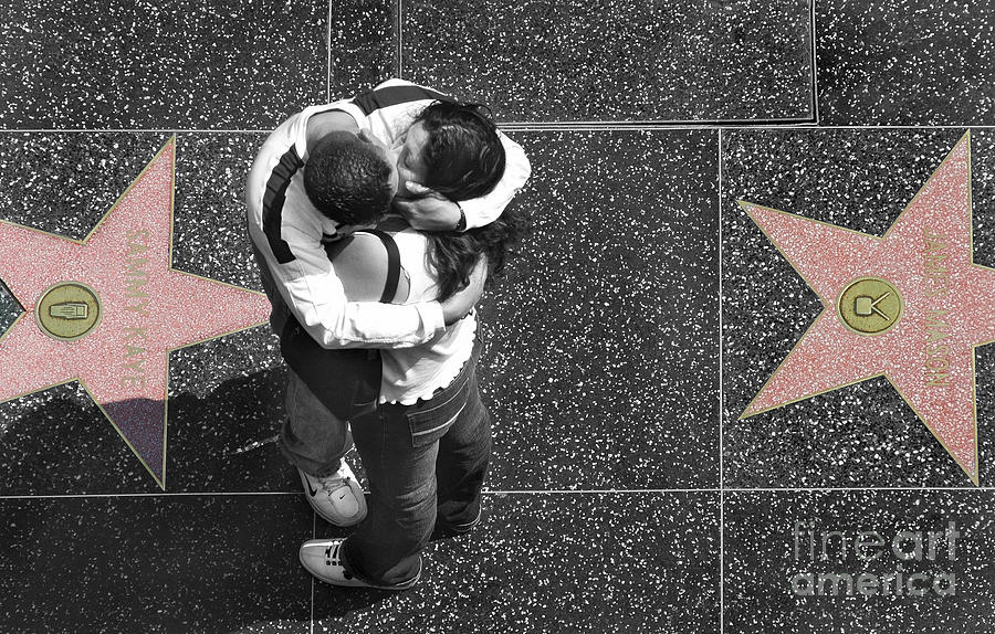 Hollywood Photograph - Seeing Stars by Dan Holm