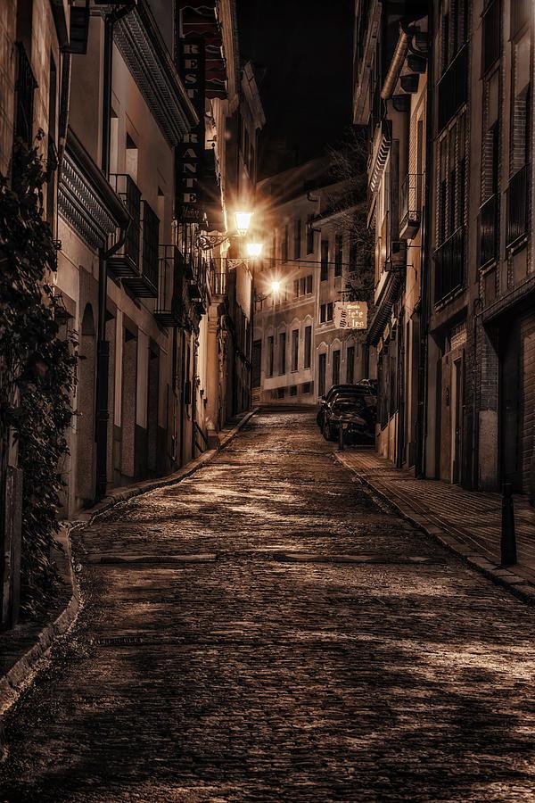 Joan Carroll Photograph - Segovia Predawn by Joan Carroll