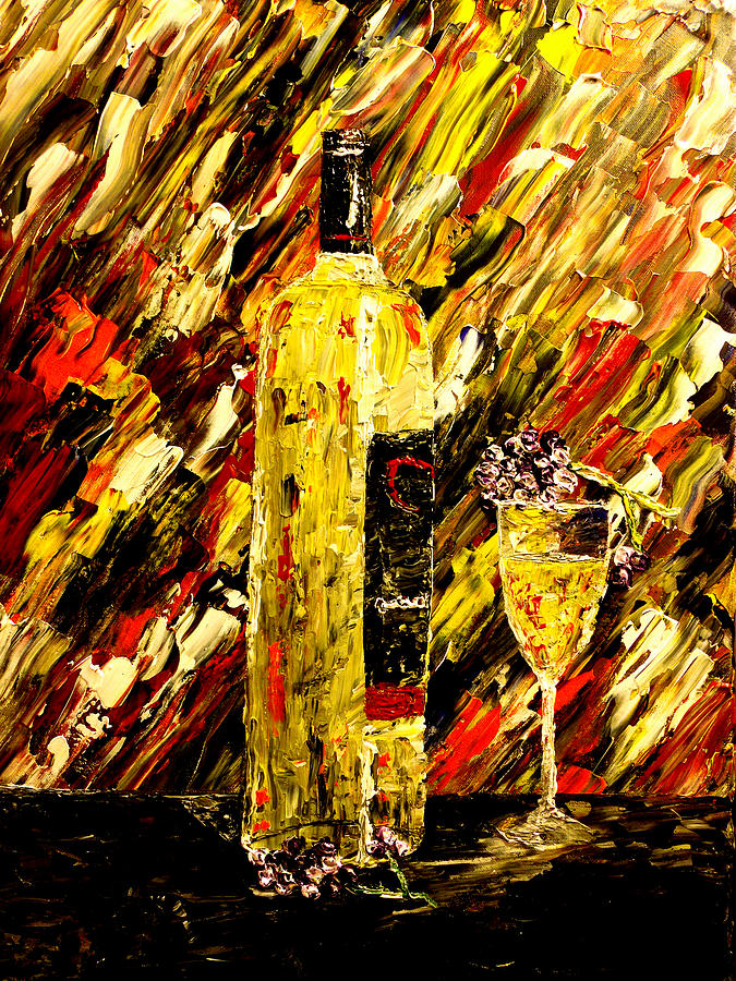 Popular Painting - Sensual Nights  by Mark Moore