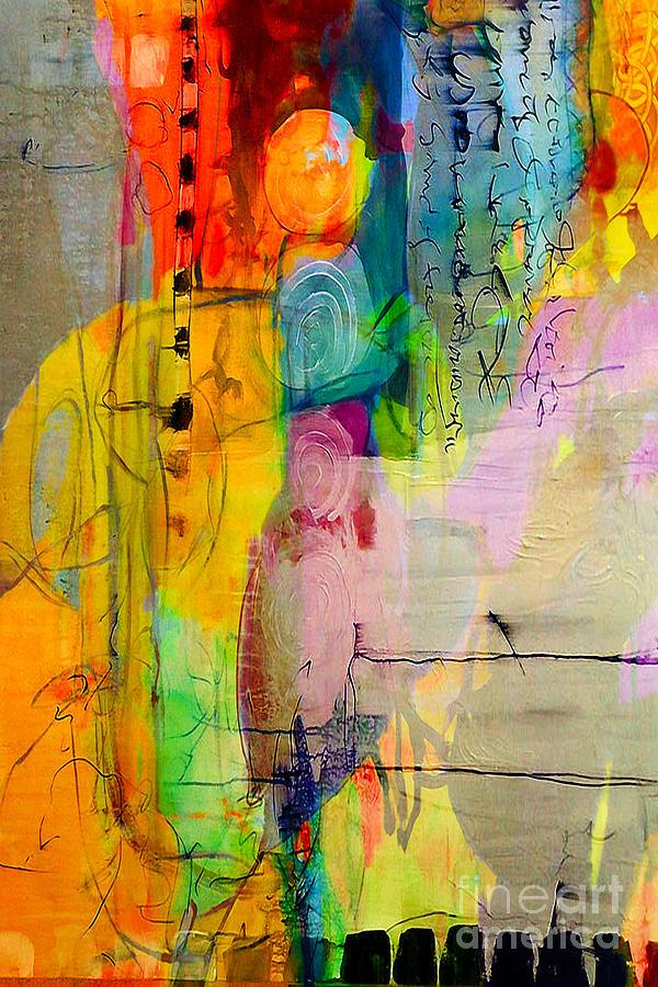 & Sensual Wall Art Mixed Media by Marvin Blaine