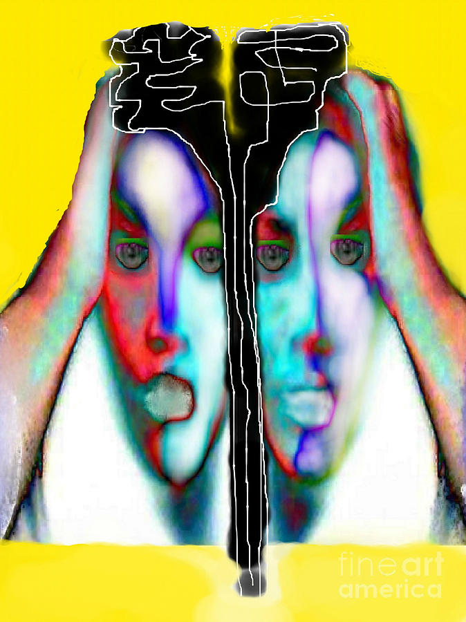 Separation Anxiety Digital Art by Rc Rcd