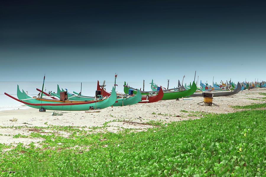 Serdang Beach, Belitung Island Photograph by Simonlong