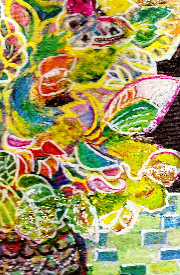Serendipity Painting - Serendipity Comes To Life II by Anne-Elizabeth Whiteway